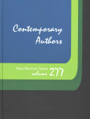 Contemporary Authors New Revision Series Book PDF