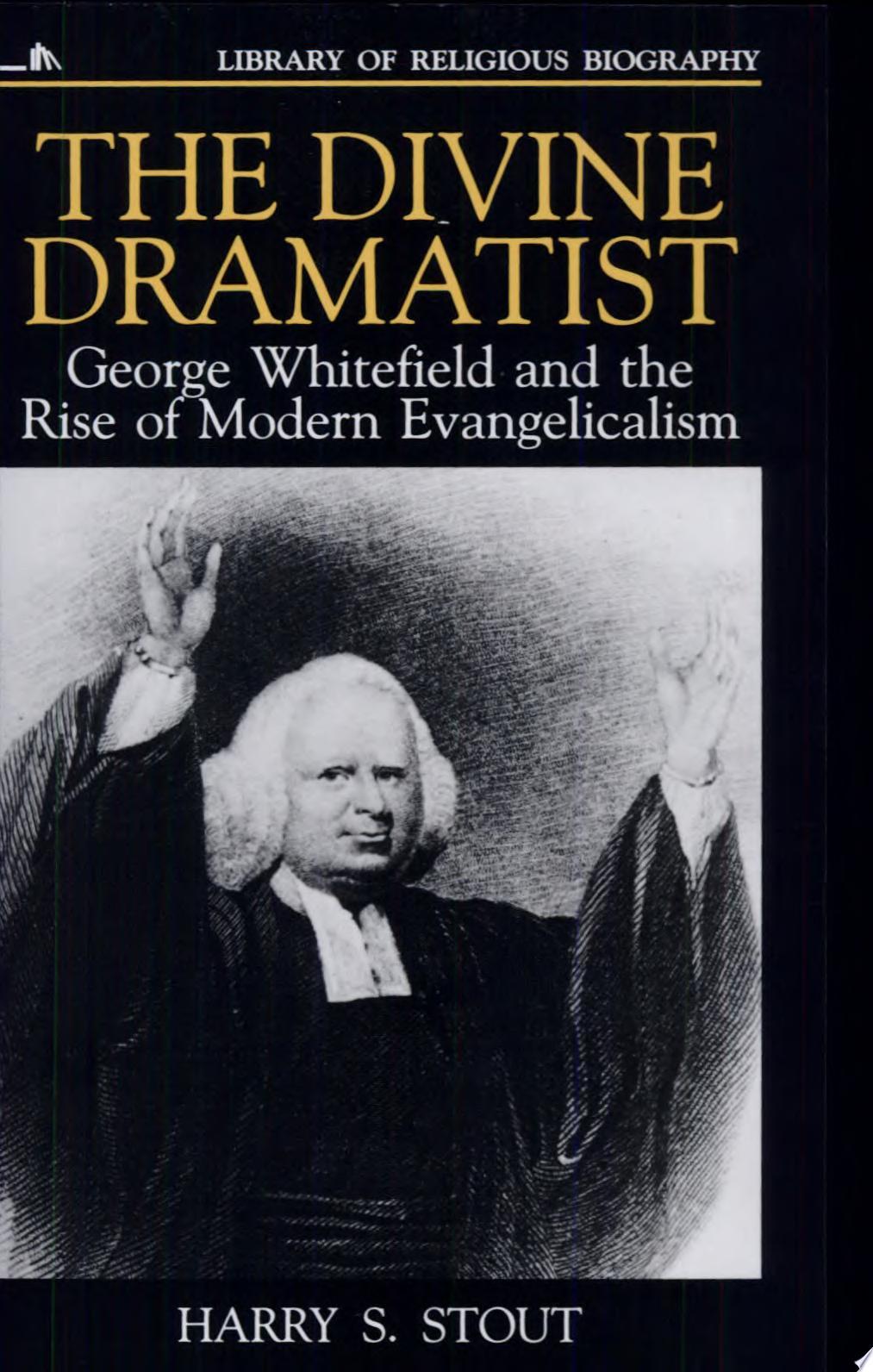 The Divine Dramatist
