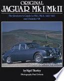 Original Jaguar MkI/MkII