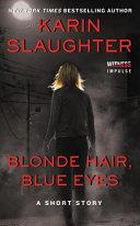 Blonde Hair  Blue Eyes Book