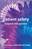 Patient Safety: Research Into Practice