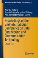 Proceedings of the 2nd International Conference on Data Engineering and Communication Technology