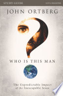 Who Is This Man  Study Guide Book