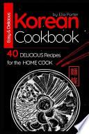 Easy and Delicious Korean Cookbook