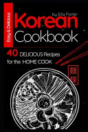 Easy and Delicious Korean Cookbook Book