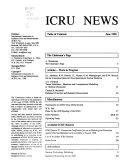 ICRU News