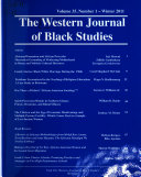 The Western Journal of Black Studies