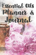 Essential Oils Planner and Journal