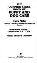 The Common Sense Book of Puppy and Dog Care