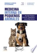 Medicina Interna En Peque Os Animales