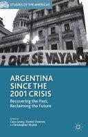 Argentina Since the 2001 Crisis Pdf/ePub eBook