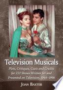 Television Musicals