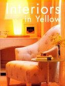 Interiors in Yellow