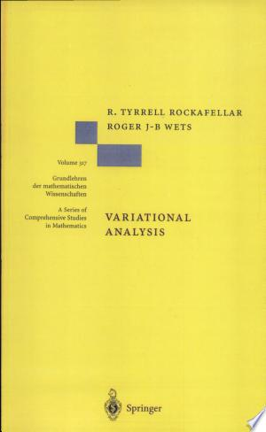Free Download Variational Analysis PDF - Writers Club