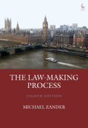 Pdf The Law-Making Process Telecharger