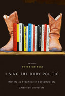 I Sing the Body Politic [Pdf/ePub] eBook