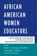 African American Women Educators Pdf/ePub eBook