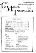 Geo marine Technology Book