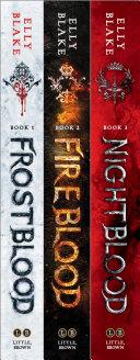 The Frostblood Saga Omnibus [Pdf/ePub] eBook