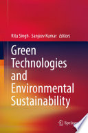 Green Technologies and Environmental Sustainability