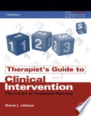 """""""Therapist's Guide to Clinical Intervention: The 1-2-3's of Treatment Planning"""" by Sharon L. Johnson"""