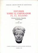 Estudios sobre el Emperador Fl. Cl. Juliano