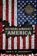Restoring Democracy to America Pdf/ePub eBook