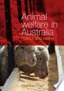 Animal Welfare in Australia Book