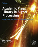 Academic Press Library in Signal Processing  Volume 7