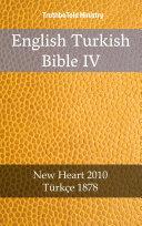 English Turkish Bible IV