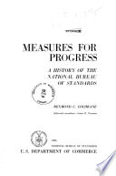 Measures for Progress