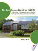 Net Zero Energy Buildings  NZEB