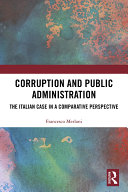 Corruption and Public Administration