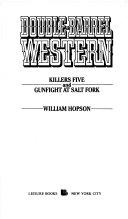 Pdf Killers Five and Gunfire at Salt Fork
