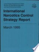 International Narcotics Control Strategy Report, 1995