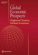 Pdf Global Economic Prospects, June 2019 Telecharger