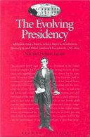 The Evolving Presidency Book PDF