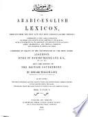 An Arabic English Lexicon     th