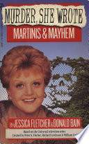 Murder  She Wrote  Martinis and Mayhem