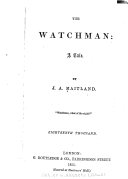 The Watchman; a Tale