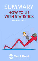 Pdf How to Lie With Statistics by Darrell Huff (Summary)