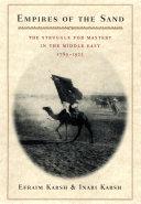 Empires of the Sand Pdf/ePub eBook