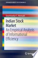 Indian Stock Market Book