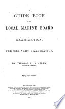 Guide Book to the Local Marine Board Examination