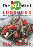 The G.I. Diet Cookbook
