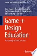 Game + Design Education