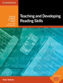 Teaching and Developing Reading Skills Google EBook