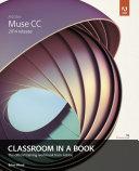 Adobe Muse CC 2014 Release Classroom in a Book