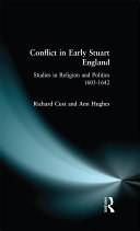 Conflict in Early Stuart England
