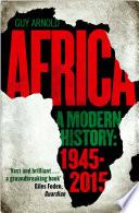 Africa  A Modern History